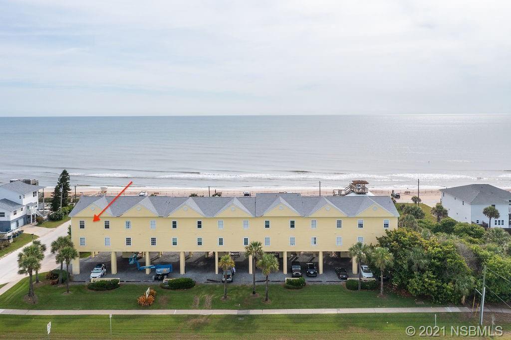 Photo of 6612 S Atlantic Avenue #201, New Smyrna Beach, FL 32169 (MLS # 1064068)