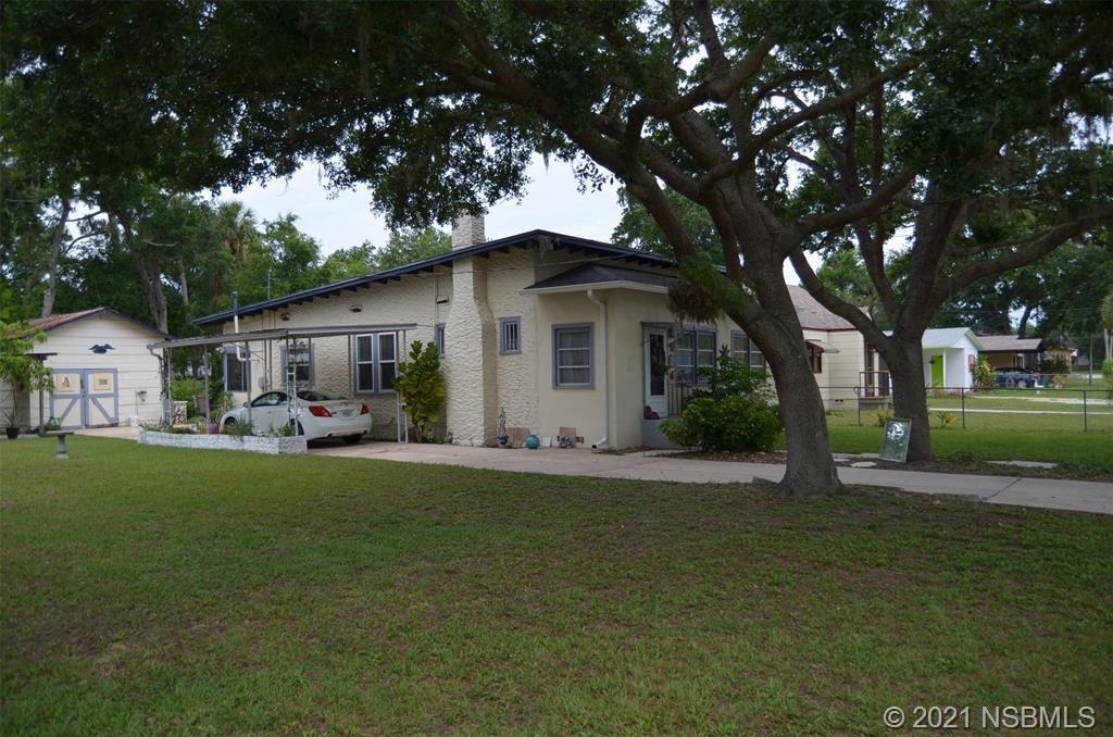 Photo of 836 Dougherty Street, New Smyrna Beach, FL 32168 (MLS # 1064073)