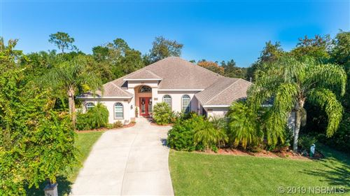 Photo of 1087 Button Bush Place, New Smyrna Beach, FL 32168 (MLS # 1054077)