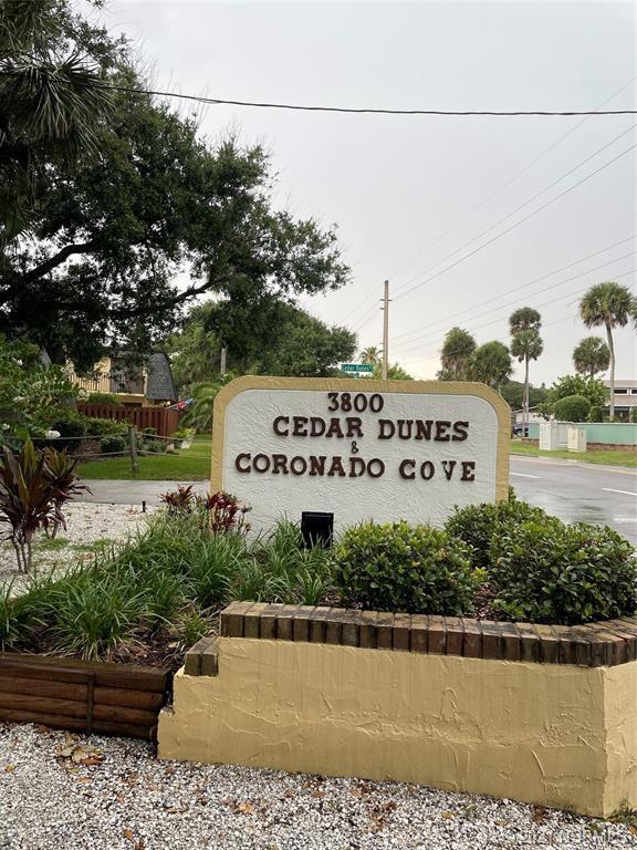 Photo of 3800 Saxon Drive #C-31, New Smyrna Beach, FL 32169 (MLS # 1064087)