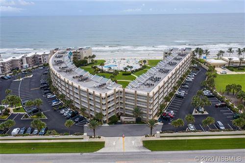 Photo of 4501 S Atlantic Avenue #213, New Smyrna Beach, FL 32169 (MLS # 1060090)