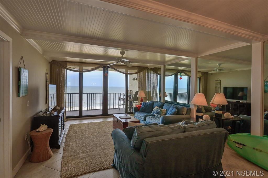 Photo of 6727 Turtlemound Road #419, New Smyrna Beach, FL 32169 (MLS # 1064090)