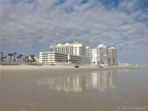 Photo of 2700 N Atlantic Avenue #1219, Daytona Beach, FL 32118 (MLS # 1063095)