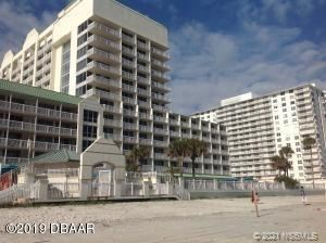 Photo of 2700 N Atlantic Avenue #550, Daytona Beach, FL 32118 (MLS # 1063096)