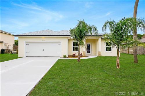 Photo of 2713 Kumquat Drive, Edgewater, FL 32141 (MLS # 1062102)