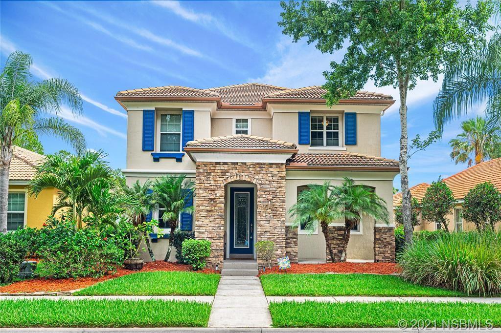 Photo of 3327 Montese Street, New Smyrna Beach, FL 32168 (MLS # 1064113)