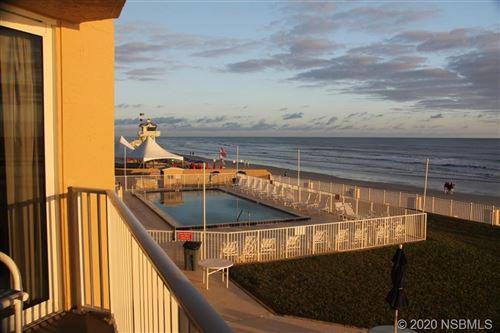 Photo of 421 S Atlantic Avenue #202, New Smyrna Beach, FL 32169 (MLS # 1061114)