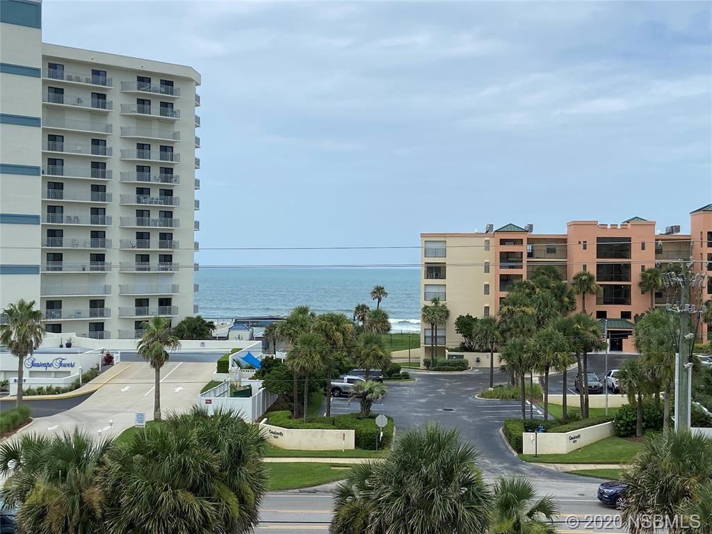 Photo of 5300 S Atlantic Avenue #1-502, New Smyrna Beach, FL 32169 (MLS # 1060117)