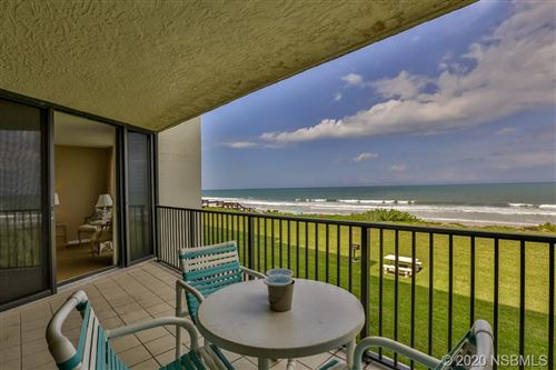 Photo of 6727 Turtlemound Road #218, New Smyrna Beach, FL 32169 (MLS # 1051121)