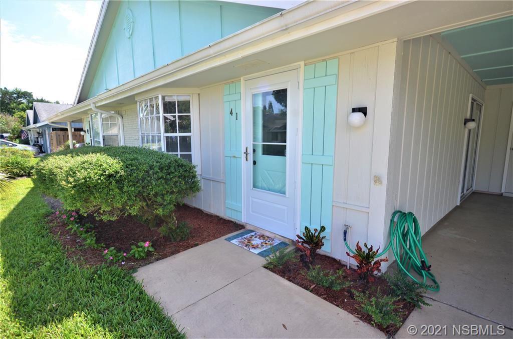 Photo of 41 Sandra Circle, New Smyrna Beach, FL 32168 (MLS # 1066122)