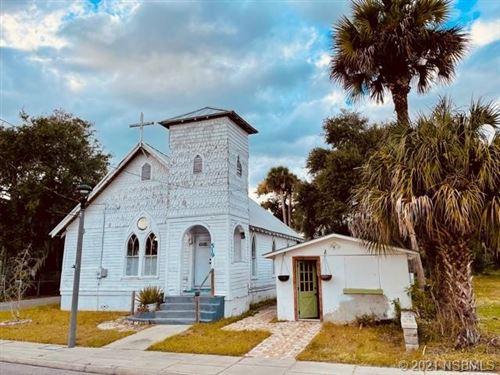 Photo of 519 Washington Street, New Smyrna Beach, FL 32168 (MLS # 1062129)