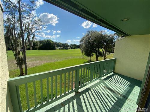 Photo of 219 Club House Boulevard #219, New Smyrna Beach, FL 32168 (MLS # 1062132)