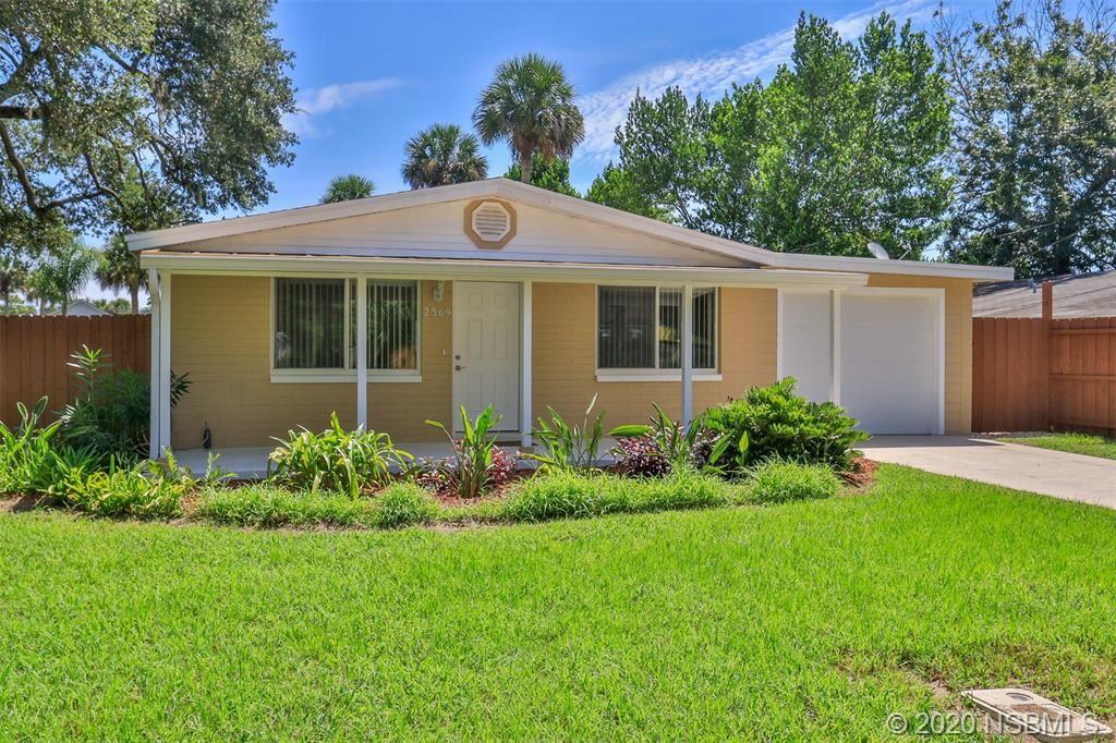 Photo of 2569 Belmont Avenue, New Smyrna Beach, FL 32168 (MLS # 1060136)