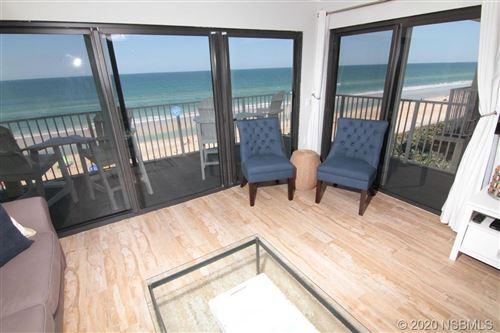 Photo of 5301 S Atlantic Avenue #530, New Smyrna Beach, FL 32169 (MLS # 1060139)