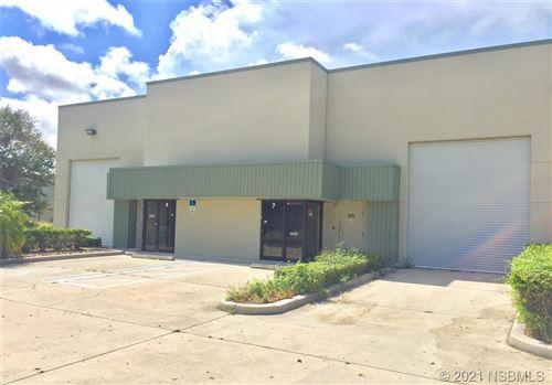 Photo of 210 Parktowne Boulevard #7 and 8, Edgewater, FL 32132 (MLS # 1062142)