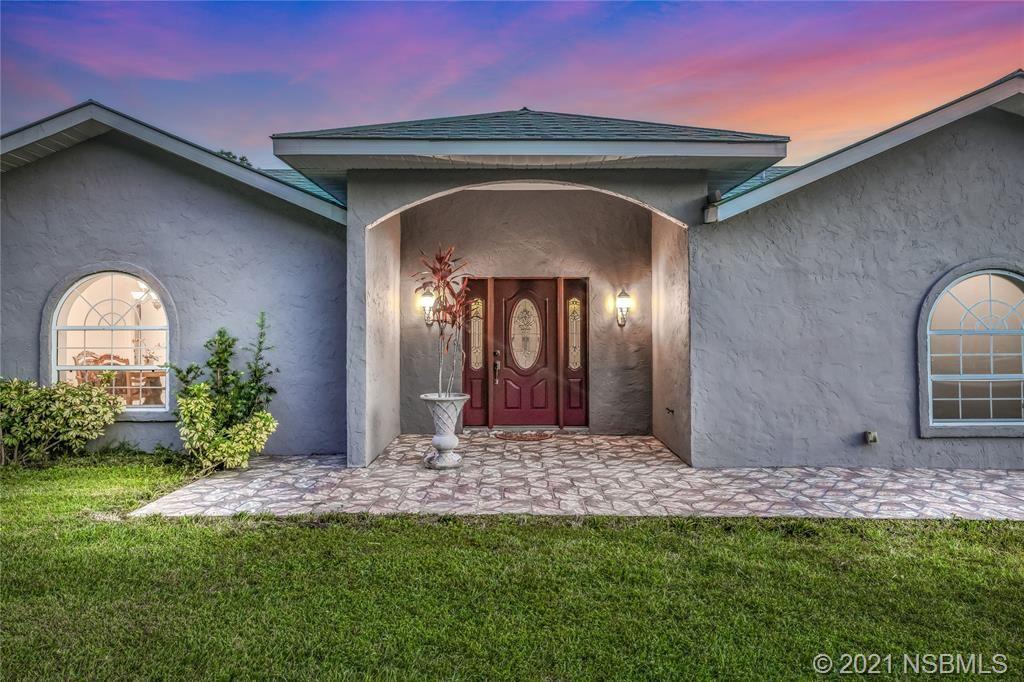 Photo of 4226 Quail Nest Lane, New Smyrna Beach, FL 32168 (MLS # 1066143)