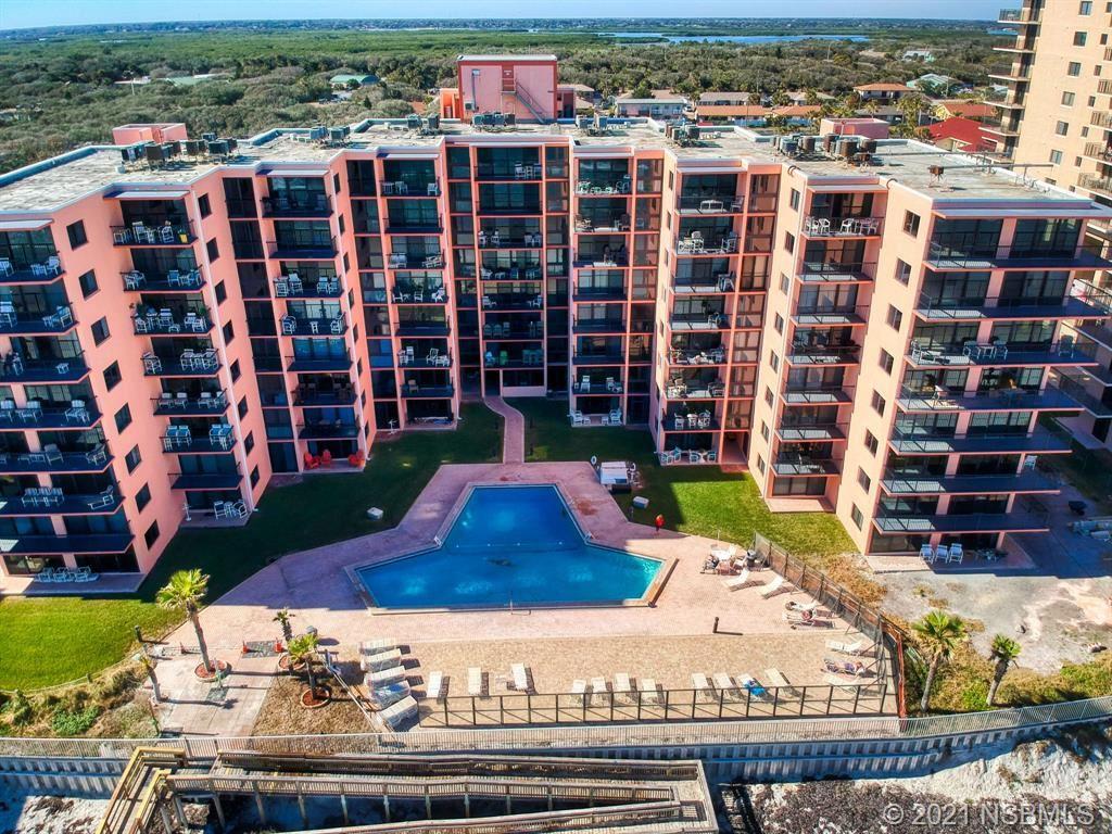 Photo of 4141 S Atlantic Avenue #504, New Smyrna Beach, FL 32169 (MLS # 1062147)