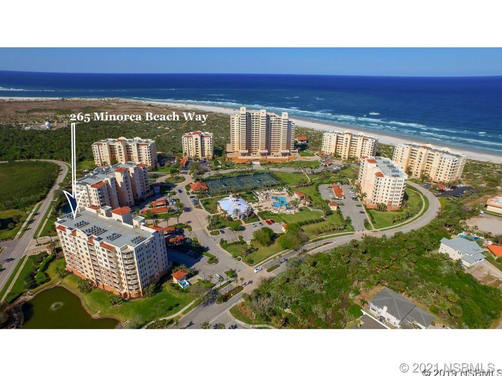 Photo of 265 Minorca Beach Way #404, New Smyrna Beach, FL 32169 (MLS # 1064150)