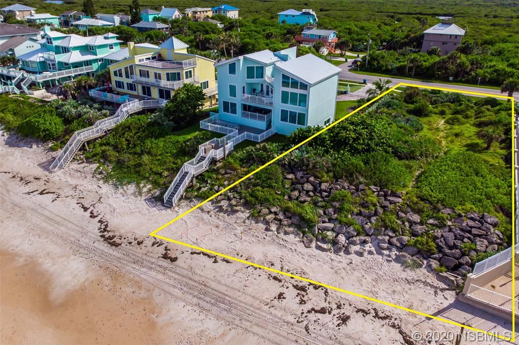 Photo of 5575 S Atlantic Avenue, New Smyrna Beach, FL 32169 (MLS # 1060152)