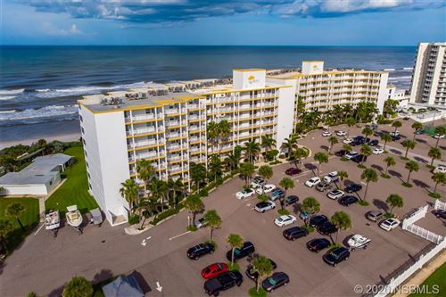 Photo of 5201 S Atlantic Avenue #208A, New Smyrna Beach, FL 32169 (MLS # 1060155)