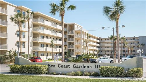 Photo of 4153 S Atlantic Avenue #207, New Smyrna Beach, FL 32169 (MLS # 1063164)
