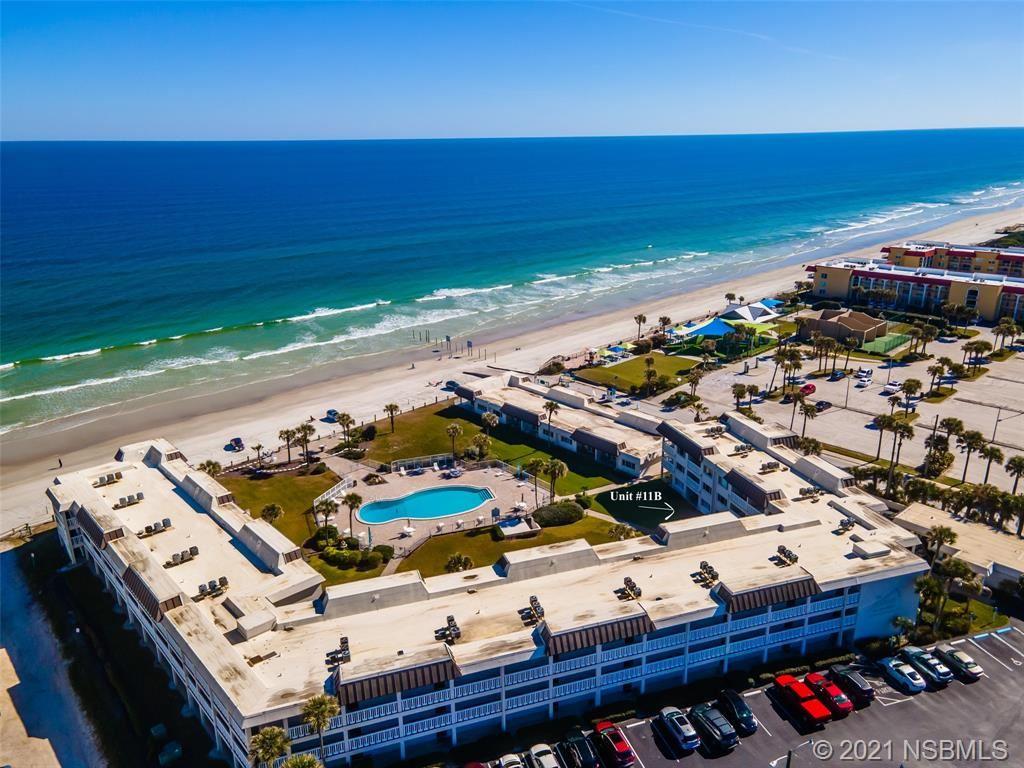 Photo of 3663 S Atlantic Avenue #11B, New Smyrna Beach, FL 32169 (MLS # 1062169)