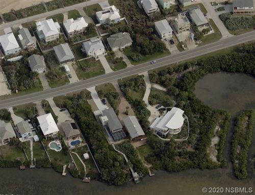 Photo of 0 Turtlemound Road, New Smyrna Beach, FL 32169 (MLS # 1061186)