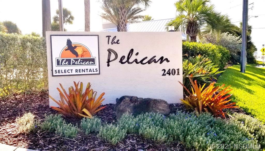 Photo of 2401 S Atlantic Avenue #A-501, New Smyrna Beach, FL 32169 (MLS # 1062189)