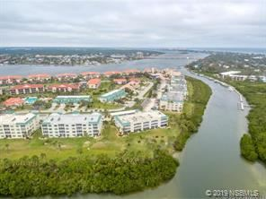 Photo of 420 Bouchelle Drive #204, New Smyrna Beach, FL 32169 (MLS # 1051197)