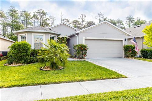Photo of 537 White Coral Lane, New Smyrna Beach, FL 32168 (MLS # 1063215)