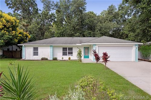 Photo of 2950 Silver Palm Drive, Edgewater, FL 32141 (MLS # 1066219)