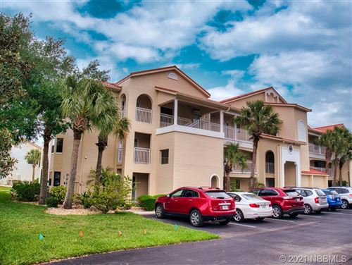 Photo of 443 Bouchelle Drive #202, New Smyrna Beach, FL 32169 (MLS # 1063221)