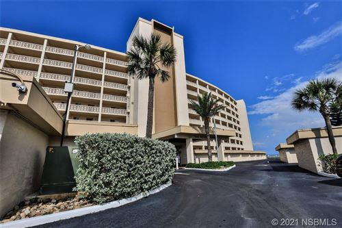 Photo of 601 N Atlantic Avenue #806, New Smyrna Beach, FL 32169 (MLS # 1063222)