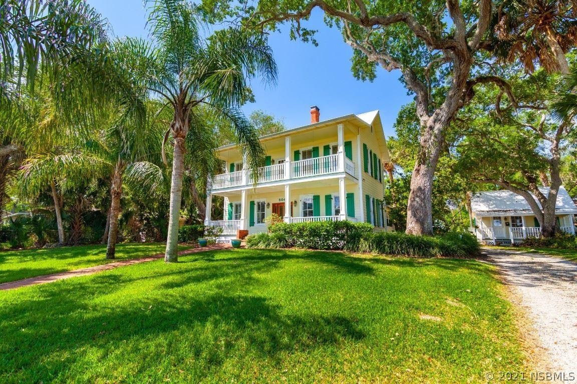 Photo of 504 N Riverside Drive, New Smyrna Beach, FL 32168 (MLS # 1063228)