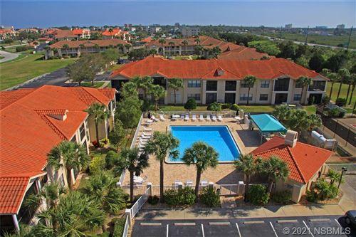 Photo of 302 Harbour Boulevard #201, New Smyrna Beach, FL 32169 (MLS # 1062234)