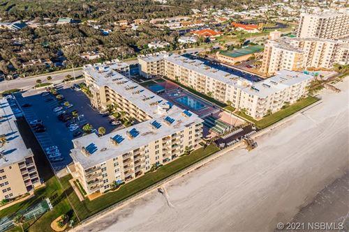 Photo of 4153 S Atlantic Avenue #217, New Smyrna Beach, FL 32169 (MLS # 1064259)