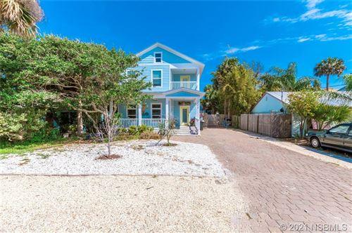 Photo of 306 Due East Street, New Smyrna Beach, FL 32169 (MLS # 1063261)