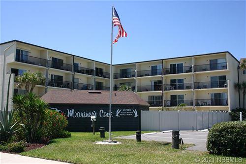 Photo of 3700 S Atlantic Avenue #311, New Smyrna Beach, FL 32169 (MLS # 1063262)