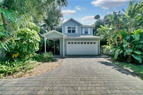 Photo of 4970 S Peninsula Drive, Ponce Inlet, FL 32127 (MLS # 1066269)