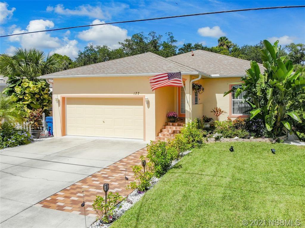 Photo of 177 Coleman Street, Edgewater, FL 32141 (MLS # 1066277)