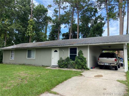 Photo of 3311 Silver Palm Drive, Edgewater, FL 32141 (MLS # 1064278)