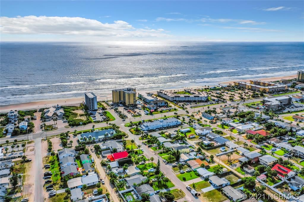 Photo of 3509 S Atlantic Avenue #115, New Smyrna Beach, FL 32169 (MLS # 1064296)