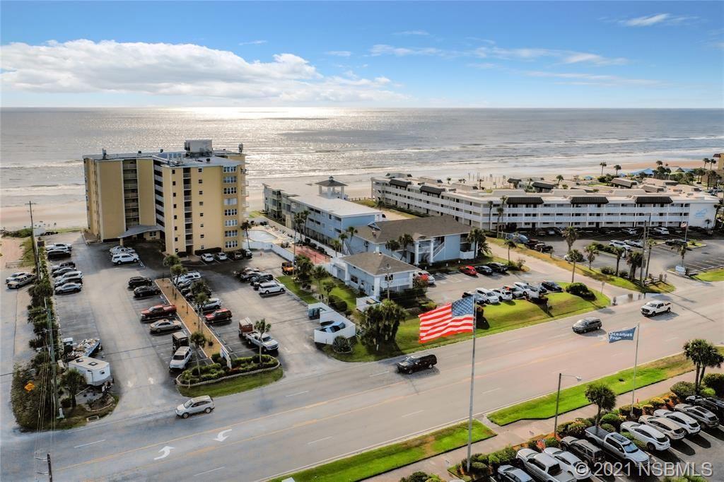 Photo of 3509 S Atlantic Avenue #214, New Smyrna Beach, FL 32169 (MLS # 1064297)