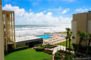 Photo of 4175 S Atlantic Avenue #407, New Smyrna Beach, FL 32169 (MLS # 1051298)