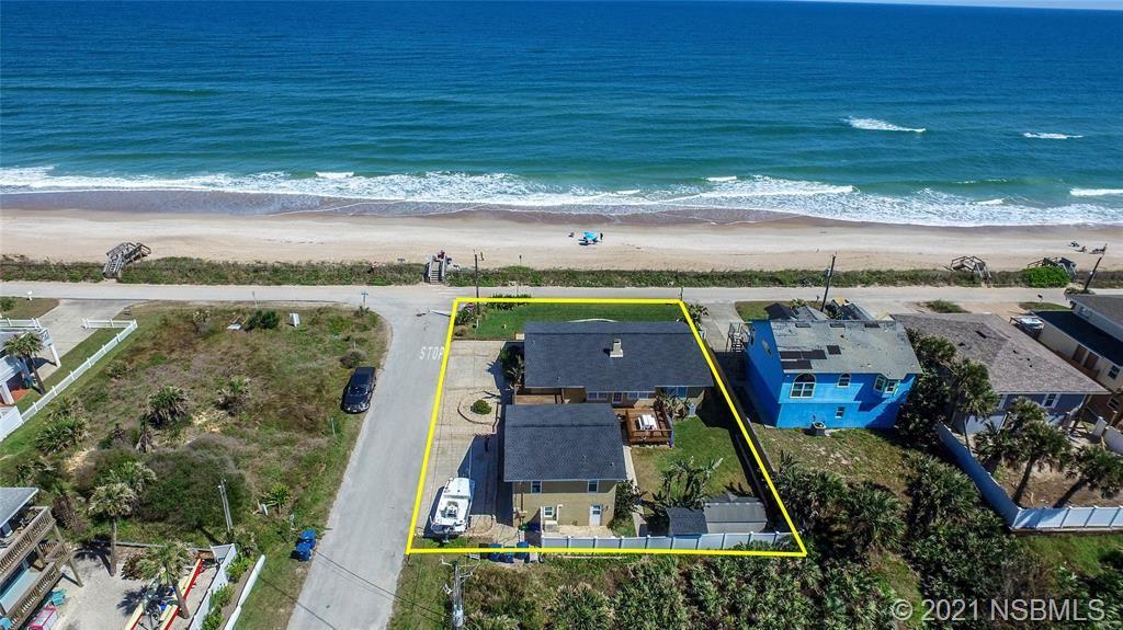 Photo of 6500 S Atlantic Avenue, New Smyrna Beach, FL 32169 (MLS # 1060300)