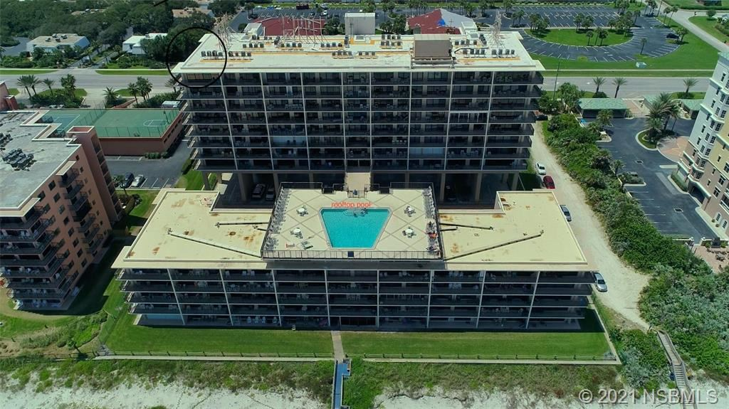 Photo of 4139 S Atlantic Avenue #809B, New Smyrna Beach, FL 32169 (MLS # 1066316)