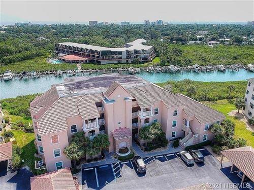 Photo of 434 Bouchelle Drive #202, New Smyrna Beach, FL 32169 (MLS # 1066333)