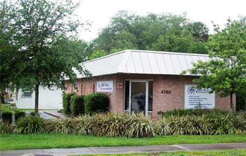 Photo of 4390 S Ridgewood Avenue, Port Orange, FL 32127 (MLS # 1063337)