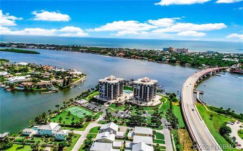 Photo of 503 N Causeway #5020, New Smyrna Beach, FL 32169 (MLS # 1063341)