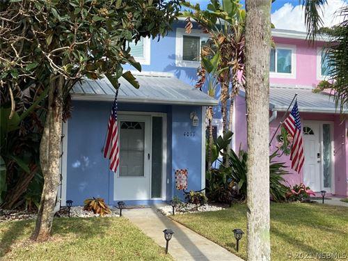 Photo of 4011 Saxon Drive, New Smyrna Beach, FL 32169 (MLS # 1066347)